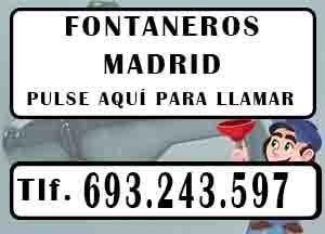 Fontanero Manzanares el Real Urgentes